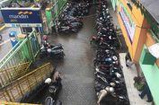 Melihat Lahan Parkir yang Akan Jadi Tempat Relokasi Pedagang Blok G