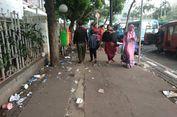 Ini Kerusakan-kerusakan di Monas Setelah Acara 'Untukmu Indonesia'