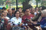 Diundang Sandiaga, Sri Mulayani Terkesan Lihat Progres Lapangan Banteng