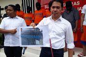 Komplotan Preman Jalanan Kode 'Sakram' Dibekuk Polisi