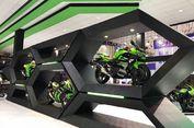 Ragam Promo Kawasaki dan Yamaha di Jakarta Fair 2018