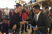 Garuda Imbau Calon Penumpang Manfaatkan 'Self Check In' dan 'Check In Online'