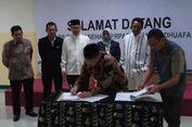 Dompet Dhuafa Gandeng Jamkrindo Syariah untuk Proteksi Dana Wakaf