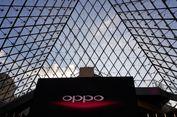 Suasana Museum Louvre Sebelum Peluncuran Oppo Find X