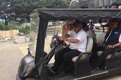 'Venue' Asian Games dan Penataan Kawasan GBK Senayan Rampung Juli 2018
