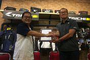 Cargloss Resmi Jadi Distributor RS Taichi