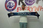 Arema FC Datangkan Pelatih Baru Kiper dari Serbia