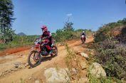 """CRF150L Trabas Medan """"Off-Road"""" Hambalang"""