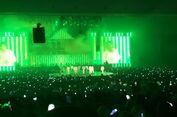 Penonton Tak Terkendali, Konser Wanna One Sempat Dihentikan