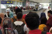 LRT Palembang Sering Mogok, Penumpang Mengaku Kapok