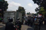 Hindari Jalur Ciputat-Lebak Bulus, Demo Sebabkan Kemacetan Panjang