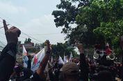 Jika Tuntutan Tak Dipenuhi, Massa Ancam Demo di Jalan Ciputat Selama Sebulan