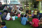 Kisah Taman Baca Kolong Ciputat, Diremehkan Satpol PP hingga Hidupkan Mimpi Anak-anak