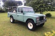 Cerita di Balik Land Rover yang Dipakai Jokowi ke KPU