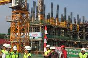 Pembangunan Rusunami Samawa Ditargetkan Selesai Juli