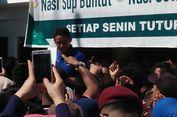 Di Padang, Sandiaga Uno Dihadang Emak-emak