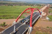 'Landmark' Tol Batang-Semarang Jalani Uji Beban