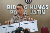 Kondisi Polisi yang Ditembak Ketapel oleh Penyerang Pos Lantas Lamongan
