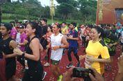 Agni Pratistha Bangga Jadi Bagian Bank Jateng Borobudur Marathon 2018
