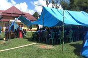 Cerita Korban Gempa Beribadah Minggu di Lapangan karena Gereja Rusak