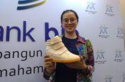 Bermodal Rp 150.000, Perempuan Bandung Ini Pasarkan Sepatunya hingga Singapura