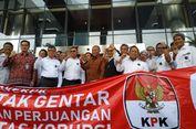KPK Kembali Dapat Dukungan Masyarakat Sipil untuk Tetap Memberantas Korupsi