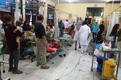Usai Santap Nasi Bungkus, 42 Pengungsi di Sulteng Dilarikan ke RS