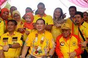 Tommy Soeharto Napak Tilas Hutan Mangrove Cikiong di Karawang