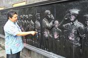 6 Fakta Aksi Vandalisme di Benteng Vredeburg, Cat Tapak yang Sulit Dibersihkan Hingga Lapor Polisi