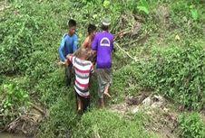 Mayat Perempuan Tanpa Busana Ditemukan Mengapung di Sungai