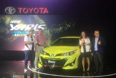 Toyota New Yaris 2018 Perkenalkan Diri di Depan Loyalis