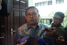 Fadli Zon Minta KPU Tak Larang Mantan Koruptor Daftar Caleg