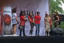Dreadout The Movie Ramaikan Korea x Japan Festival di Bandung