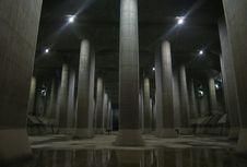 Bak Fiksi Ilmiah, Katedral Bawah Tanah Ini Lindungi Tokyo dari Banjir