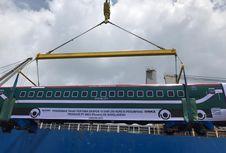 LPEI Kucurkan Pembiayaan untuk Ekspor Kereta INKA ke Banglades
