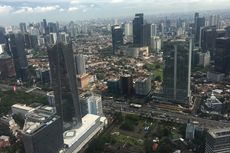 Wisata Keliling Jakarta Naik Helikopter, Sensasinya Tak Terlupakan...
