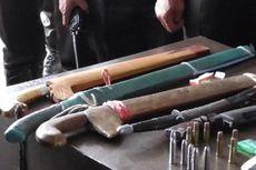 Polisi Imbau Warga Sumba Tak Bawa Parang ke Tempat Keramaian