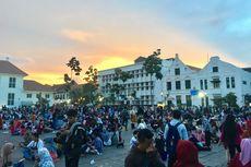 Kota Tua Jakarta Jadi Pilihan Warga Jakarta Rayakan Malam Tahun Baru