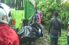 Truk Tabrakan dengan Bentor di Polewali Mandar, 4 Orang Tewas