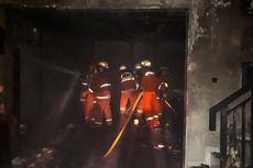 Tabung Gas Bocor, Kebakaran Landa Satu Rumah di Metland Cakung