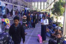 Jalur Kereta Cirebon-Purwokerto Bisa Dilintasi, Keberangkatan dari Stasiun Senen Berangsur Normal