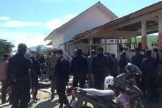 Puluhan Bangunan Liar di Terminal Mamuju Dibongkar Paksa Satpol PP