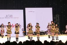 Panggung Terakhir Melody bersama JKT 48