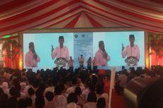 Hadiri Harlah PPP ke-45, Presiden Jokowi Kenakan Sarung