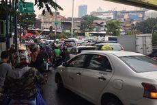 Sandiaga Sebut Kemacetan di Tanah Abang karena Galian Kabel