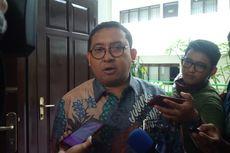 Jokowi Komunikasi dengan PKS, Fadli Zon Anggap Bentuk Kepanikan
