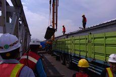 Proses Relokasi Jembatan Babat Diperkirakan Rampung Kamis