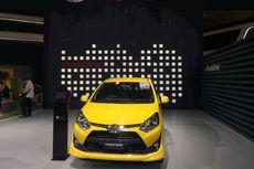 Pangsa Pasar Toyota Mulai Merangkak Naik