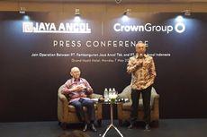 Sah, Crown Group Lansir Megaproyek Rp 7 Triliun di Ancol