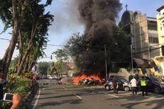 6 Korban Ledakan Bom GKI Surabaya Dilarikan ke RS, Semuanya Remaja